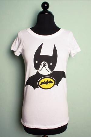 Batmanwhite