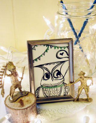 Owly framed 2 web