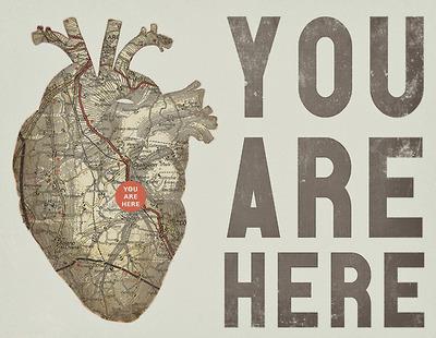 dear kiki Map to the heart