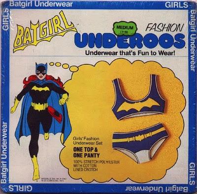 Underoosbatgirl