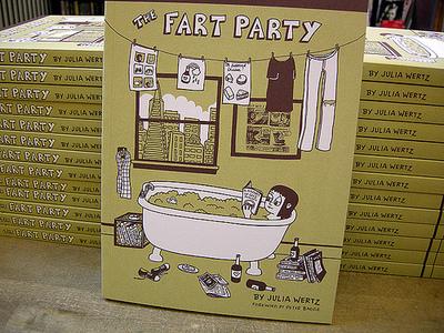 Fartpartybook