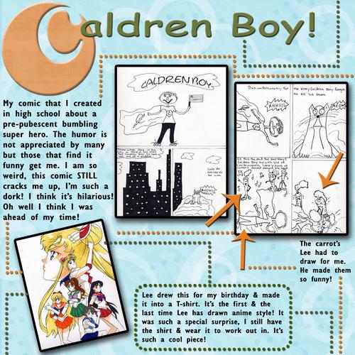 Caldrenboy
